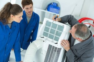 Ideal Cooling And Heating Units for Residence